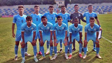 Photo of נבחרת הנוער סיימה את מסעה לאלבניה